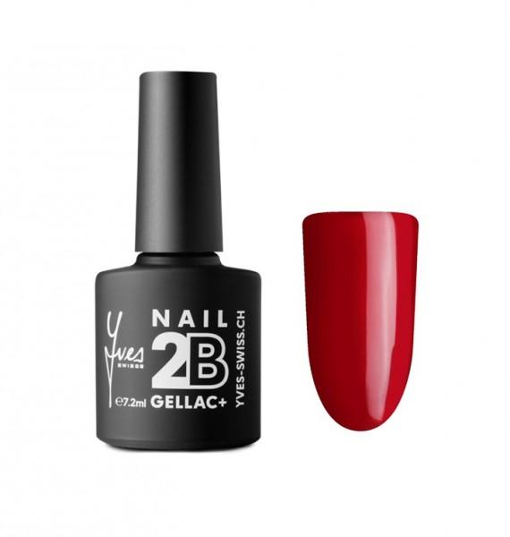2B Gellac+ No. 003 rot-pink 7.2ml