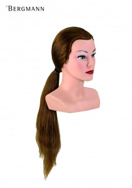 Übungskopf Lady Long, 60cm mittelblond