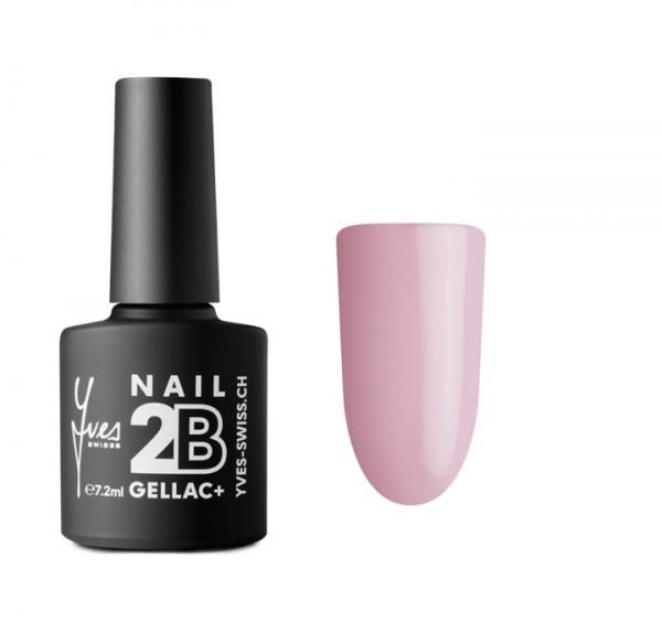 2B Gellac+ No. 034 light rose violett 7.2ml