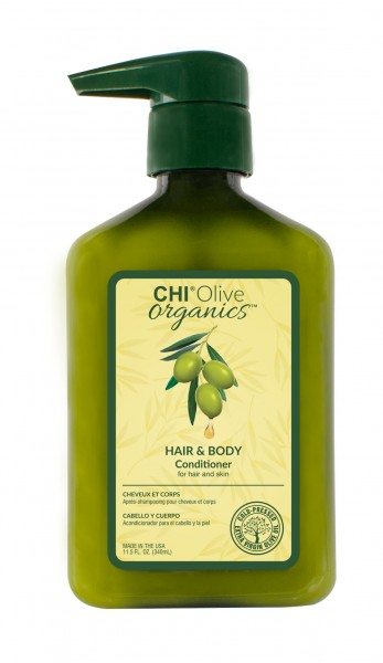 CHI Olive Organic Hair & Body Conditioner