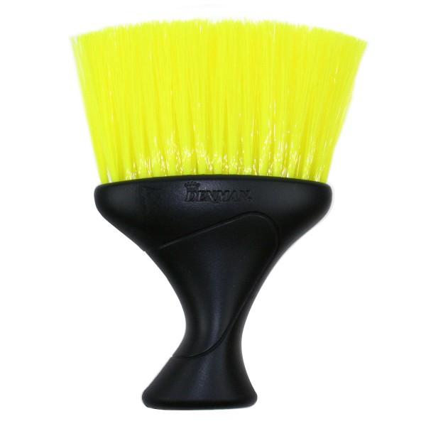 Denman - Neck Brush D78 yellow
