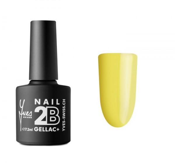 2B Gellac+ No. 050 lemon pastel 7.2 ml