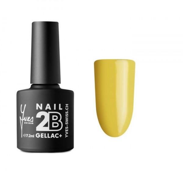 2B Gellac+ No. 049 lemon pastel 7.2 ml