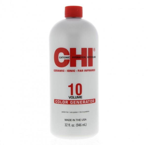 CHI 10 Volume Color Generator 887 ml, 3%