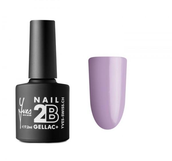 2B Gellac+ No. 031 violett pastel 7.2ml