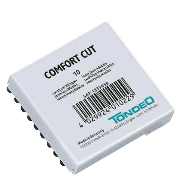 Tondeo Blades - Comfort Cut Blades