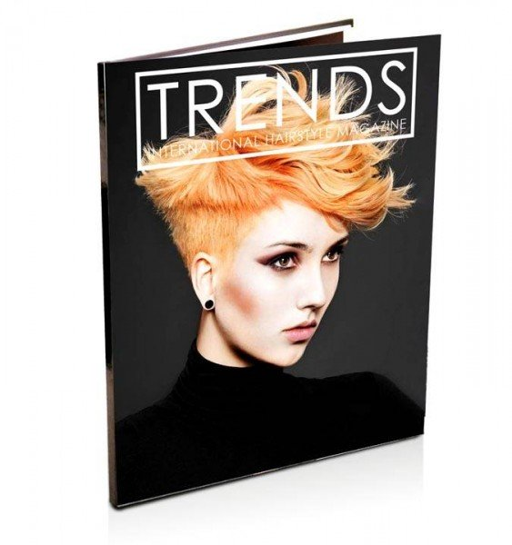 Trends, International Hairstyle Magazine
