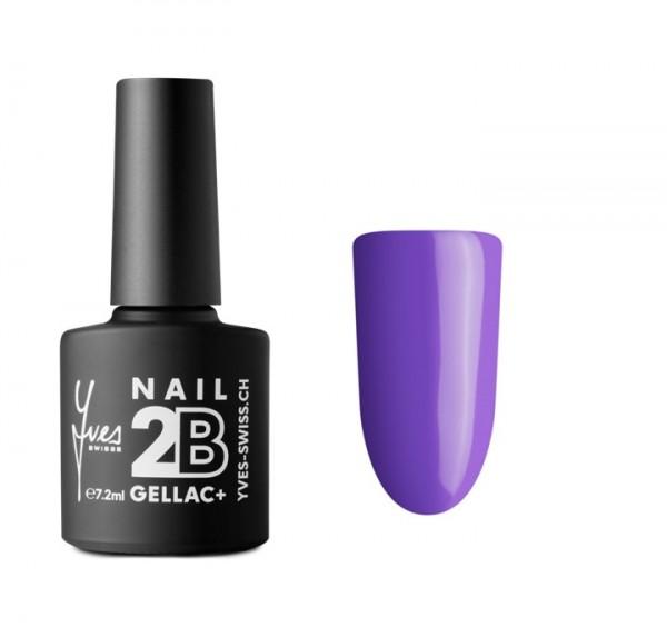 2B Gellac+ No. 025 light violett 7.2ml