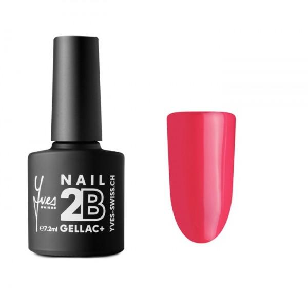 2B Gellac+ No. 015 pink 7.2ml