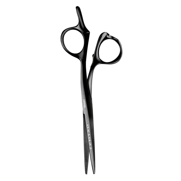 "Tondeo Scissors - Zentao Black Offset Scissors 5.5"""