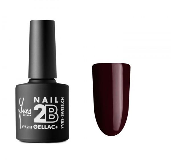 2B Gellac+ No. 012 rot violett 7.2ml