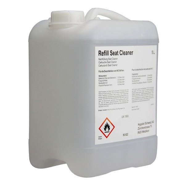 Flächendesinfektion Bidon à 5 Liter (Beispielfoto)