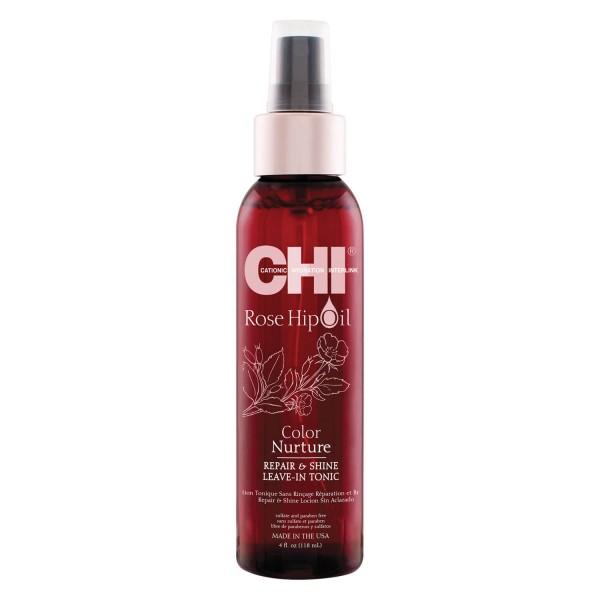 CHI Rose Hip Oil - Repair & Shine Leave-In Tonic