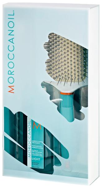 Moroccanoil Promotion Treatment & Paddle light