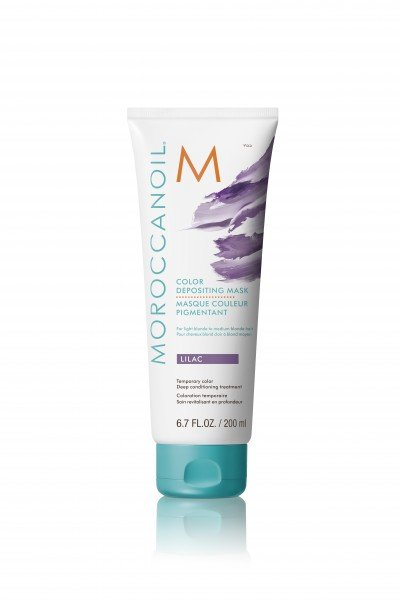 Moroccanoil Color Depositing Mask Lilac 200ml