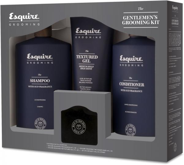 Esquire - Gentlement's Grooming Kit