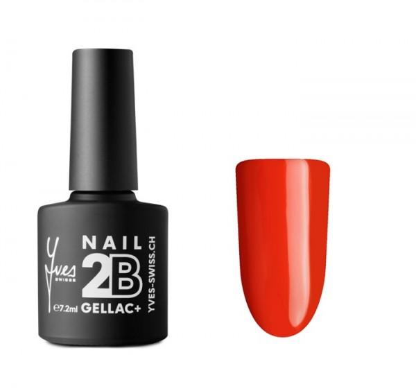 2B Gellac+ No. 006 light rot-orange 7.2ml
