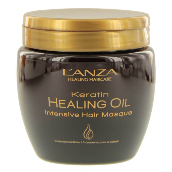 L'Anza - Keratin Healing Oil - Intensive Hair Mask