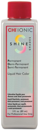 CHI Ionic 50-7R Shine Shades DarkNat.Red Blond89ml