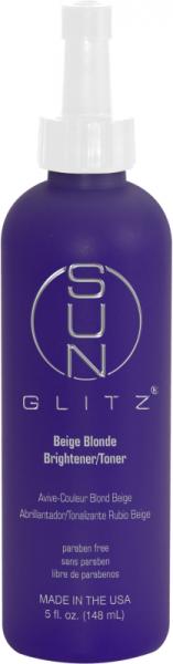 SunGlitz Beige Blonde Brightener/Toner 148ml