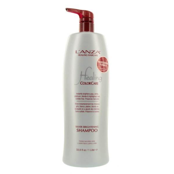 L'Anza - Healing Colorcare - Silver Brightening Shampoo