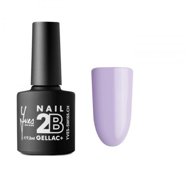 2B Gellac+ No. 027 violett pastel 7.2ml