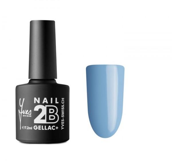 2B Gellac+ No. 026 sky blue 7.2ml