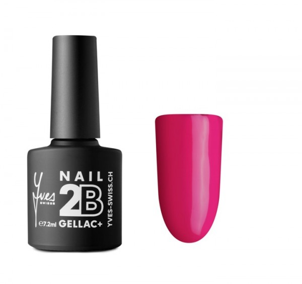 2B Gellac+ No. 017 light pink 7.2ml