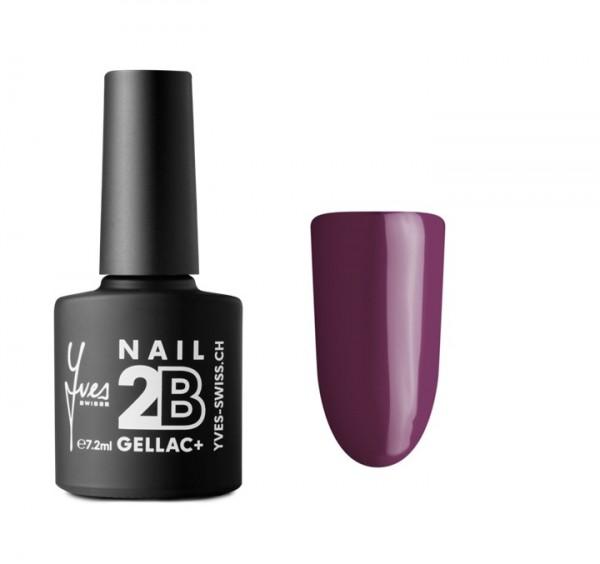 2B Gellac+ No. 020 violett 7.2ml