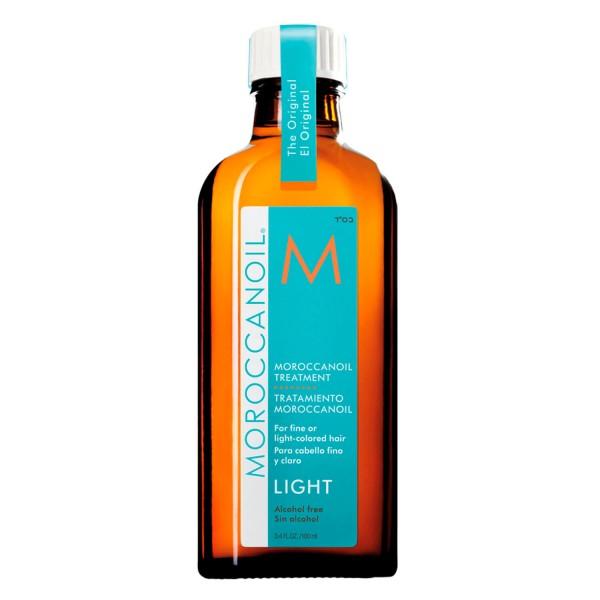 Moroccanoil - Moroccanoil - Öl Treatment Light