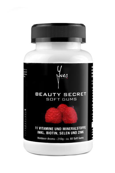 Beauty Secret Soft Gums 60stk.