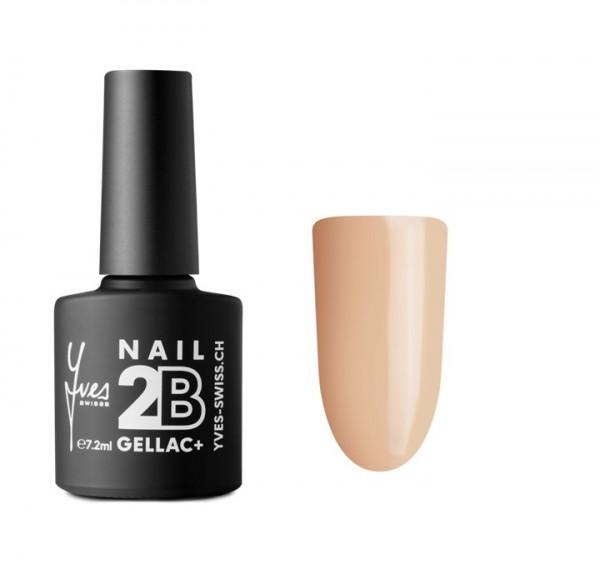 2B Gellac+ No. 042 light nude 7.2 ml