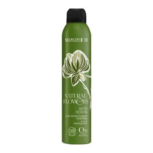 Natural Flowers - Nutri Keratin Spray