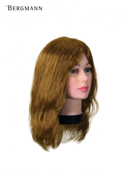 Übungskopf Teeny Natura, 35cm , blond
