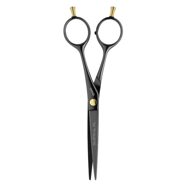 "Tondeo Scissors - Supra Black XL 6.0"""